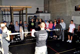 Titanium CrossFit Fitness Training Programs